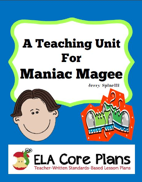 maniac magee in elementary school curricula It is popular in elementary school curricula, and has been used in scholarly  studies on  maniac magee is a novel written by american author jerry spinelli  and.